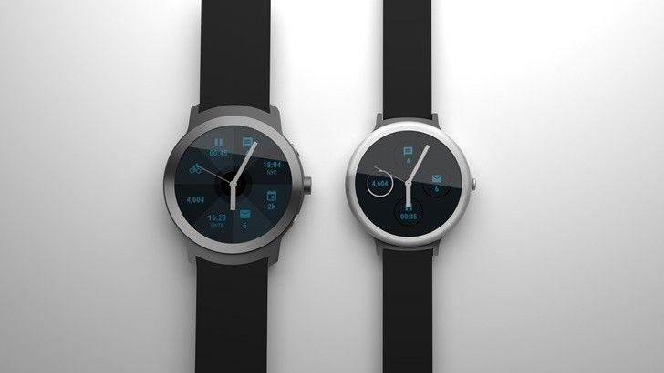 Doua Smartwatch-uri de la Google, abosolut banale!
