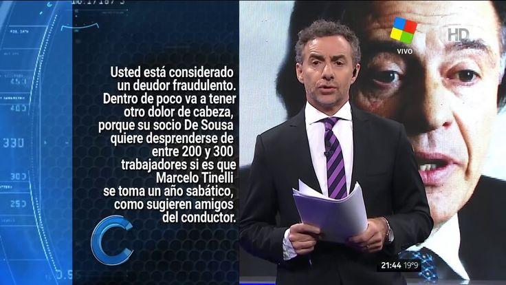 "Carta abierta de Luis Majul a Cristina Kirchner y socios: ""No somos como..."