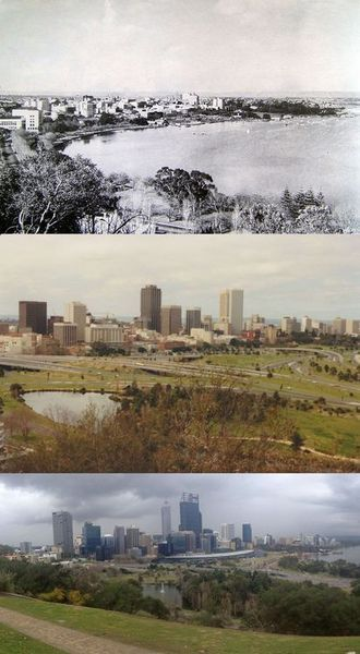 Perth - 1940s - 1981/82 - 2012 via YeLPar