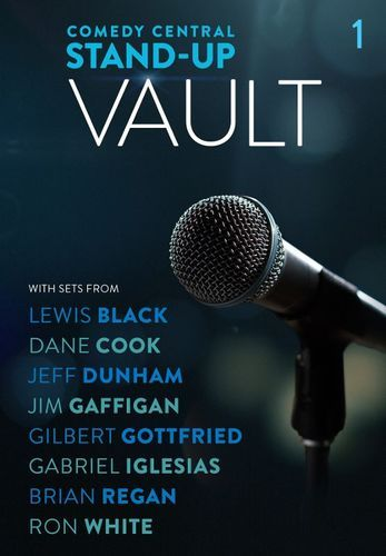 Comedy Central Stand-Up Vault 1 [DVD] [2000]