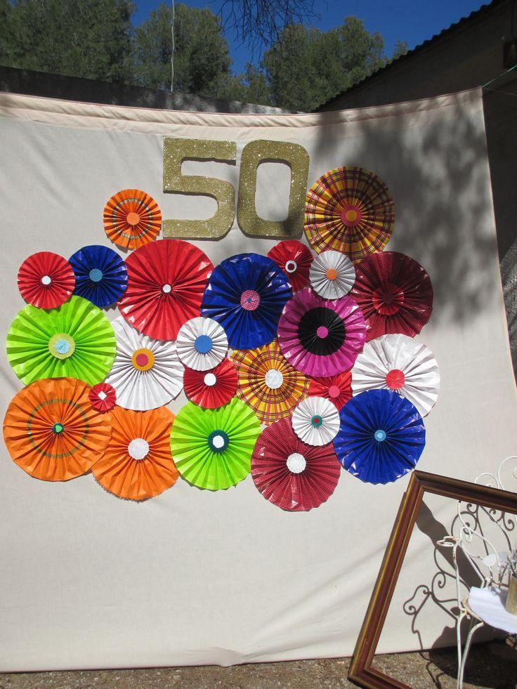 Photocall 50 años