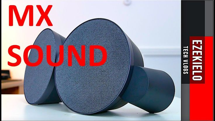 Logitech MX Sound Speakers REVIEW with SOUND TEST