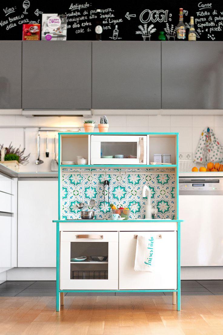 pimp my kitchen ikea duktig kinderk che und zubeh r. Black Bedroom Furniture Sets. Home Design Ideas