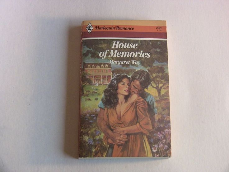 Harlequin Romance Paperback Book #2609 House of Memories Margaret Way 1984 1st Edition