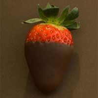 Chocolate-Dipped Strawberries - Romantic Picnic Food Ideas