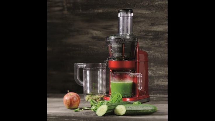 For juice enthusiast, we have the best thing for you! Our Artisan Maximum Extraction Juicer! See it in action right here! Much love KitchenAid Africa xx