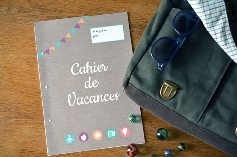 Cadeau Maîtresse, Comment lui faire un cahier de vacances
