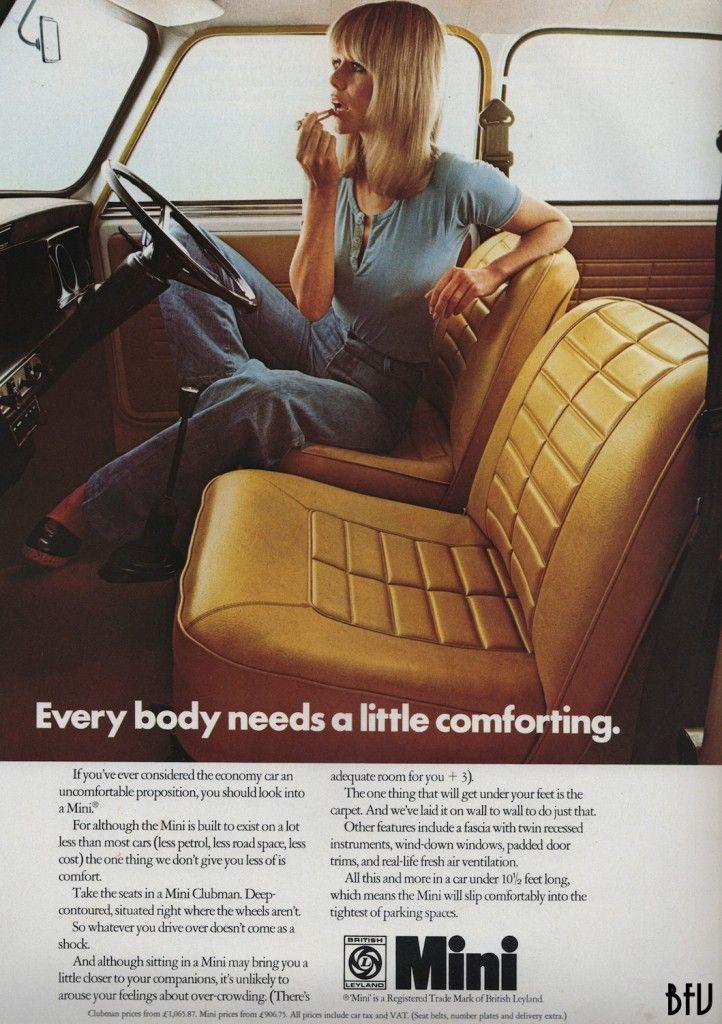 British Leyland Mini  (1974)