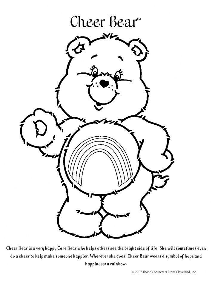 1855 best Coloring Book images on Pinterest | Care bears, Coloring ...