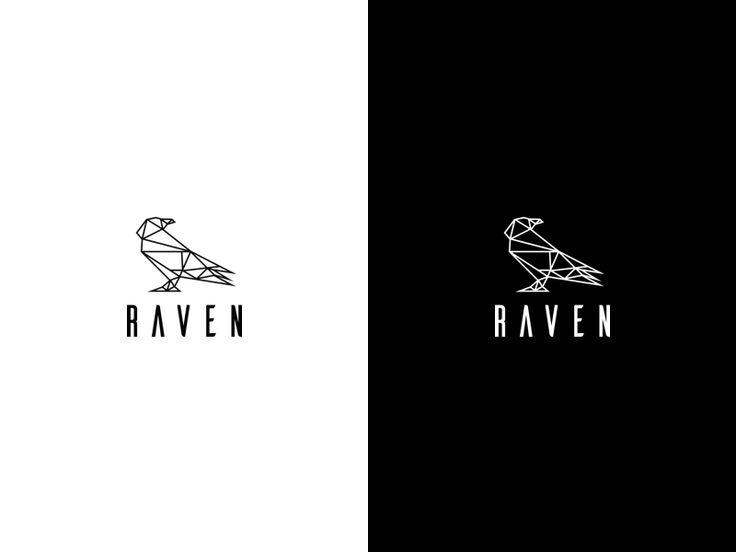 Raven logo                                                                                                                                                                                 Mais