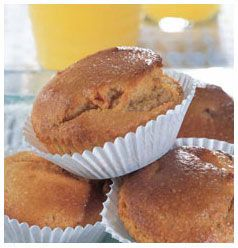 Rooibos and Apricot Muffins | Huletts Sugar