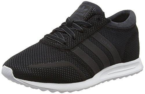 Oferta: 90€ Dto: -40%. Comprar Ofertas de adidas Los Angeles - Zapatillas para hombre, color negro / blanco, talla 37 1/3 barato. ¡Mira las ofertas!
