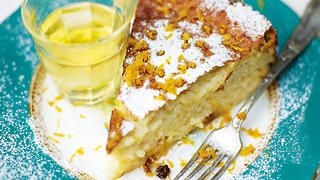 Orange rice cake (torta di riso al profumo d 'arancio) recipe : SBS Food