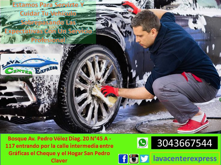 https://flic.kr/p/FLR3Fi | 01-abr-lavacenterexpress | Somos una empresa especializada en la prestación de servicios integrales al cuidado del vehículo. Lavado, Engrase, Balanceo, Soat, Lubricación.