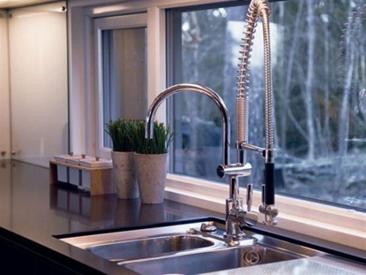 Kitchen Contemporary Dornbracht Kitchen Faucets At The Forest House Design Modern Kitchen Faucet Spray Ultra