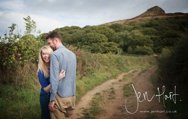 engagement shoot. pre wedding. location shoot. landscape. countryside. photography.