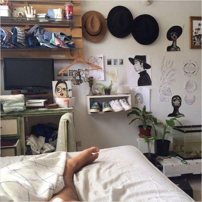 Organization Bedroom Aesthetic The Basics Of Aesthetic Room