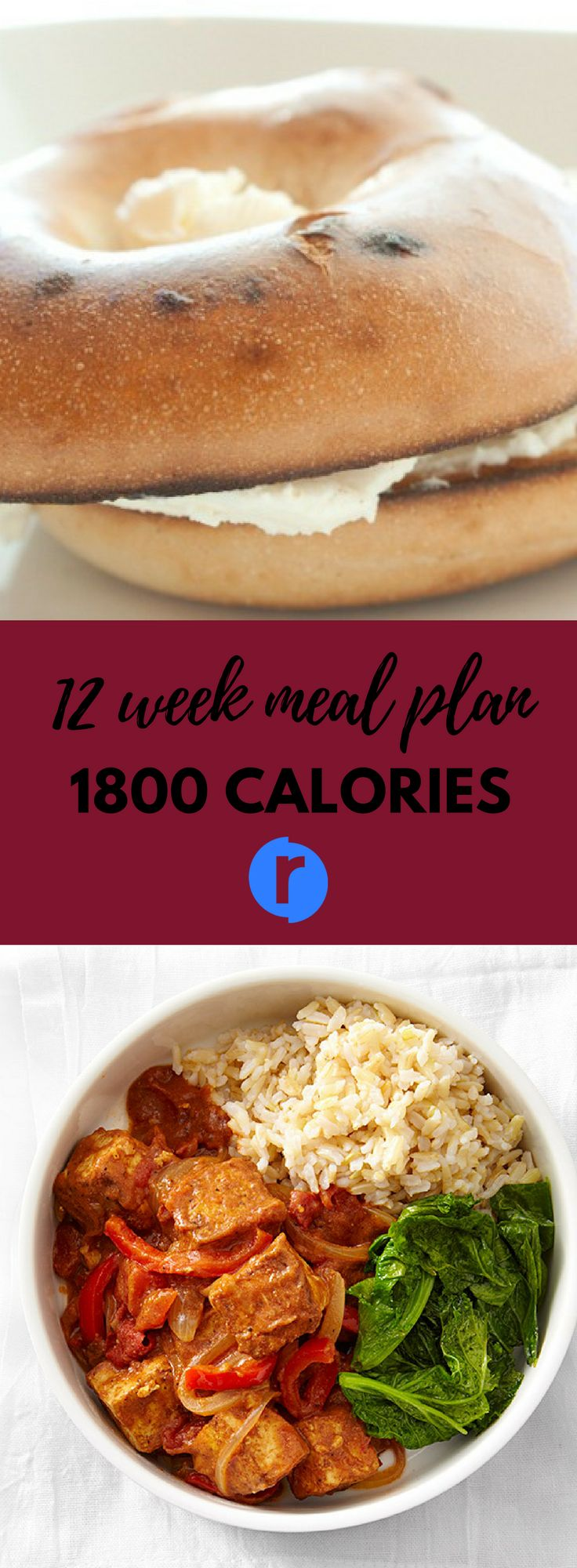 12 week meal plan 1800 calories: An 1800 calorie diet plan calls for three meals and three snacks each day to provide your body with sustained energy. Find out details at: https://routinr.org/routines/12-week-meal-plan-1800-calories Being overweight or clinically obese is a condition that's caused by having a high calorie intake and low energy expenditure. In order to lose weight, you can either reduce your calorie intake, or else exercise regularly and reduce your calorie intake at the same…