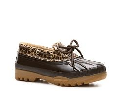 Sperry Top Sider Duckling Patent Rain Shoe