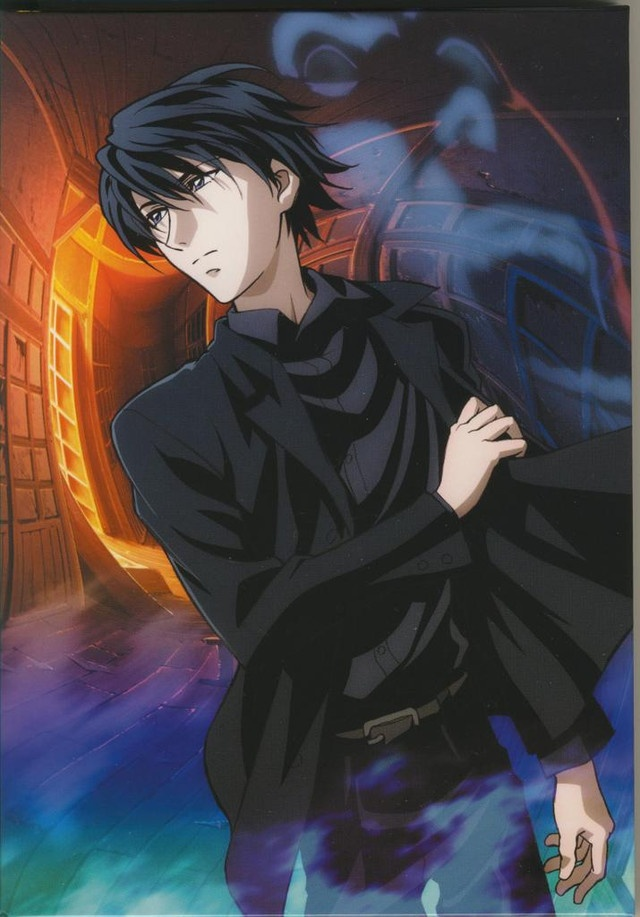 "Kazuya ""Naru"" Shibuya from the anime Ghost Hunt. (I LOVE this anime)"