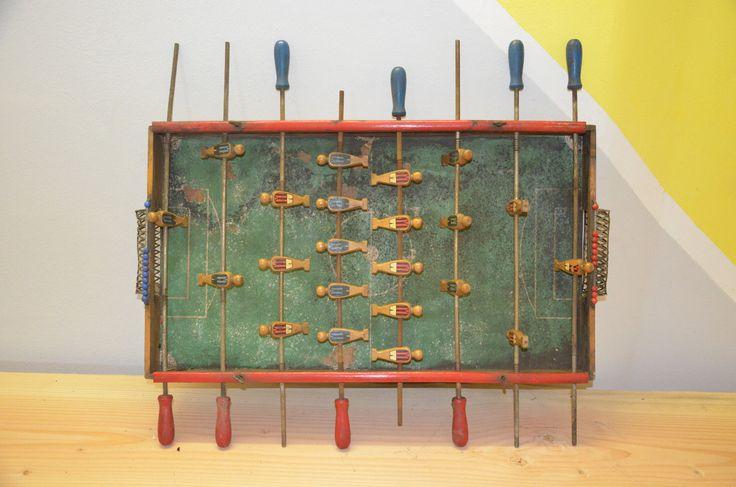 Calcetto giocattolo - Arco Falk - anni 50/60 vintage | eBay