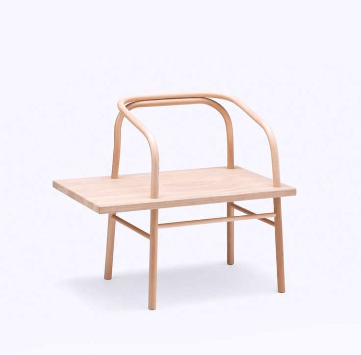 Table Bench Chair   Sam Hecht For Established U0026 Sons