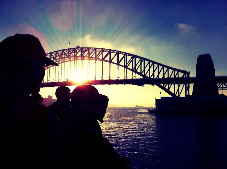 (Credit: Justine King)  Taken in Sydney.