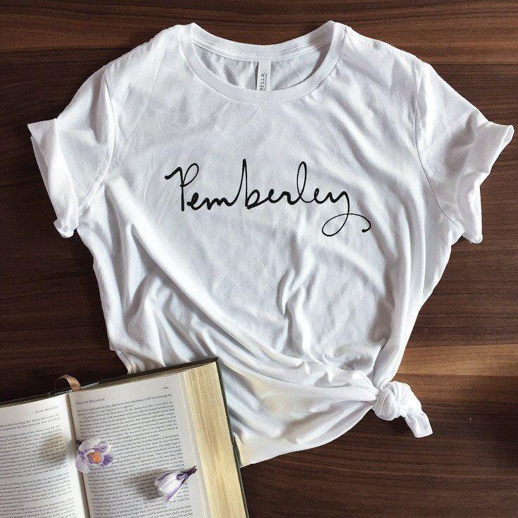 NEW Pemberley Tshirt, 22 relaxed, modern fit Pride