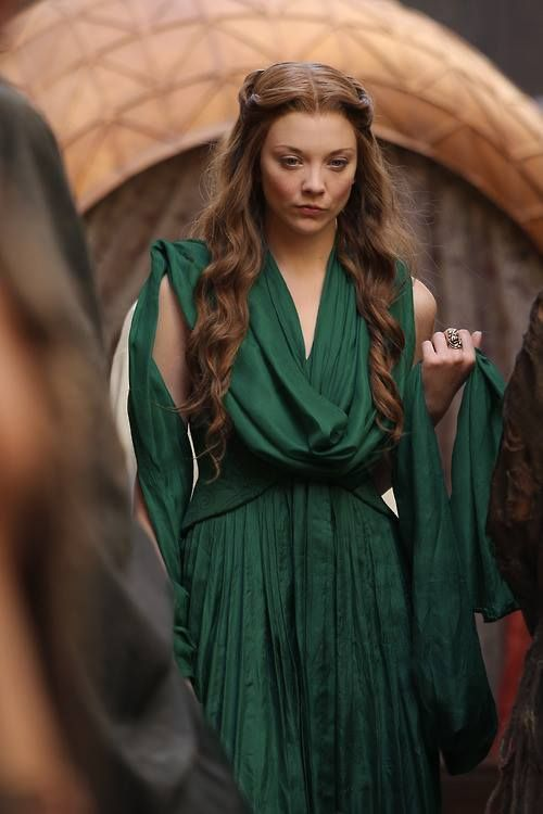 Margaery Tyrell. First saw her in The Tudors. Then saw her in Elementary. Now…