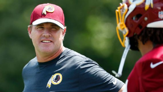 Redskins' upcoming schedule can help create distance in playoff race