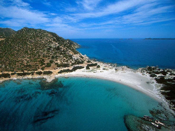 Punta Molentis #Villasimius #Sardinia