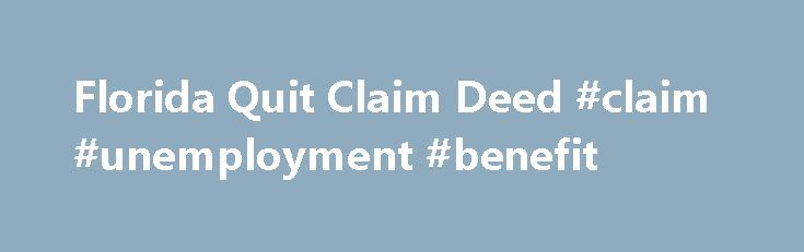Texas Quit Claim Deed Form #how #to #claim #incapacity #benefit - quick claim deed