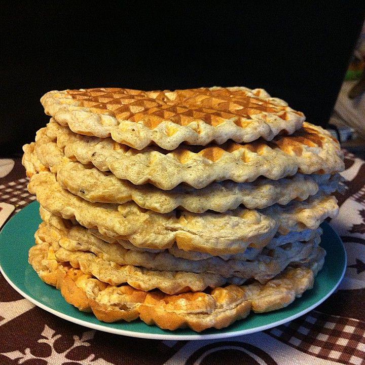 Eiweiß - Waffeln, ein sehr leckeres Rezept aus der Kategorie Kekse & Plätzchen. Bewertungen: 9. Durchschnitt: Ø 3,2.
