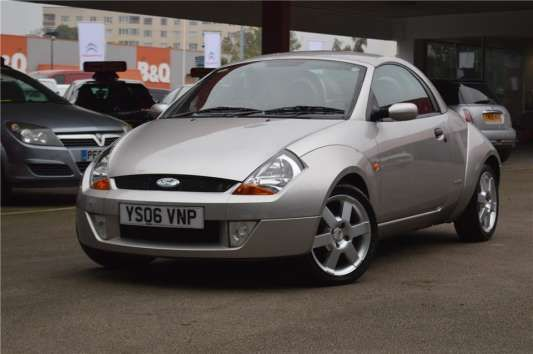 Used 2006 (06 reg) Ford Streetka 1.6i Winter Edition 2dr for sale on RAC Cars - I own this actual car!