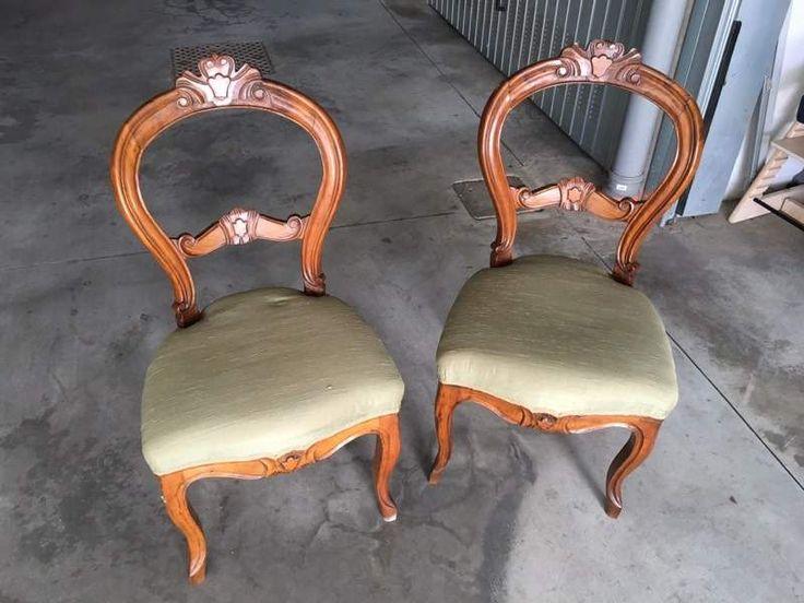 Oltre 25 fantastiche idee su sedie antiche su pinterest - Tavolo moderno sedie antiche ...