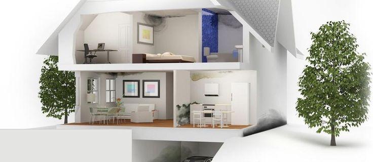 #Murprotec #MurprotecItalia soluzione #STA per avere #aria pulita nei piccoli ambienti di #casa