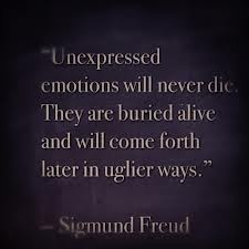 quotes about expressing emotions quotesgram