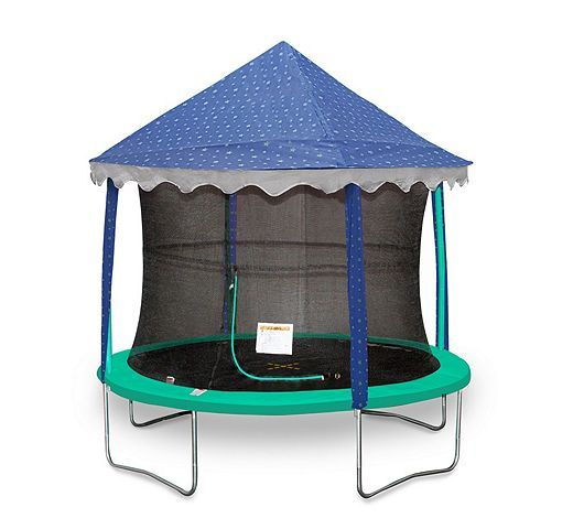 1000+ Ideas About Trampoline Tent On Pinterest