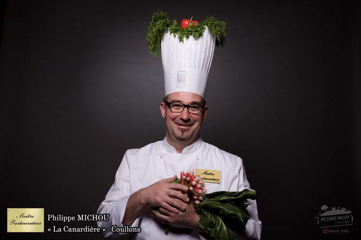 Portrait du Chef Philippe MICHOU - La Canardière à #Coullons par @LudovicLetot pour @MyLoireValley -> http://www.my-loire-valley.com/2015/02/restaurant-la-canardiere-maitre-restaurateur-coullons/ #MRLoiret #ValdeLoire #Loiret #Gastronomie #CCILoiret
