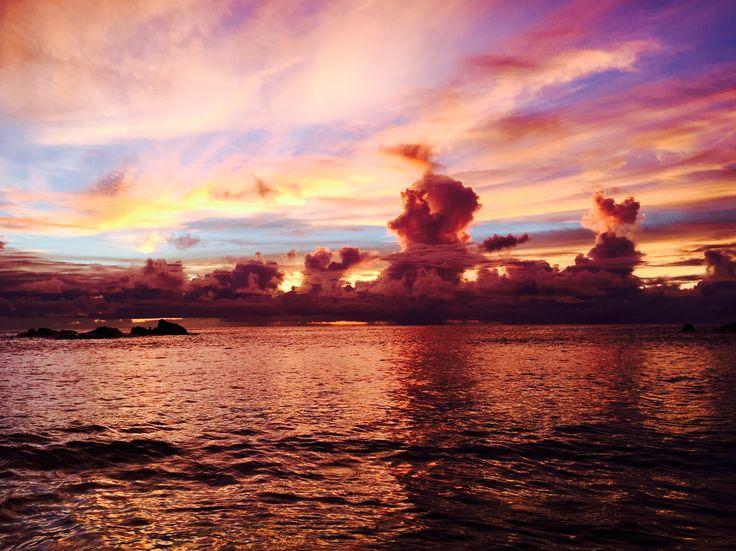 Praslin island (Seychelles) -