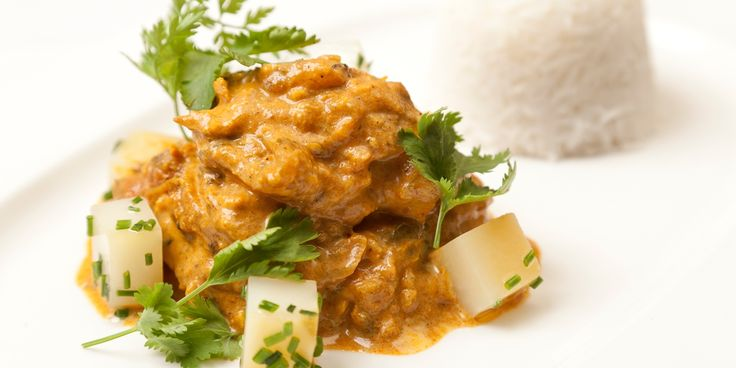 Andy Waters' sublime sweet potato and chicken curry recipe makes the perfect dish for the home cook, being both simple to rustle up and wonderful to taste