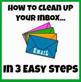 how to clean up your hotmail inbox