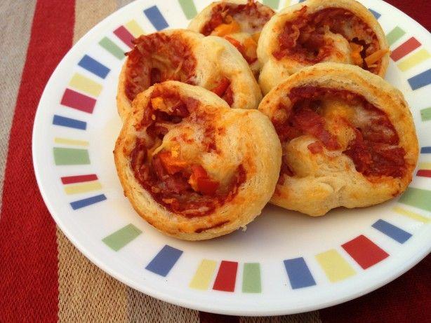 Pizza Scrolls