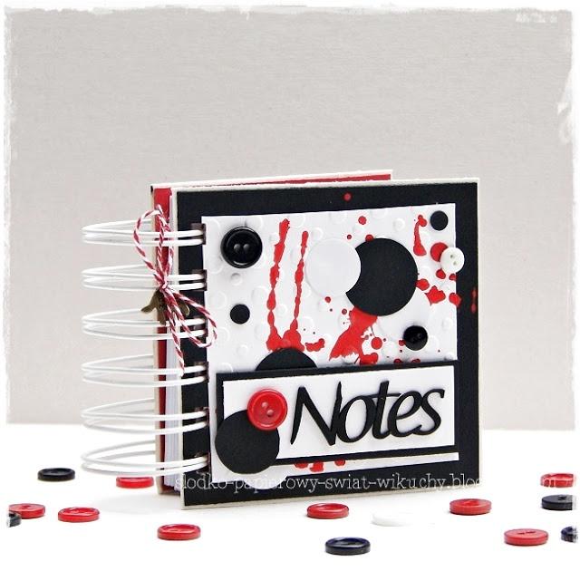 dark notebook
