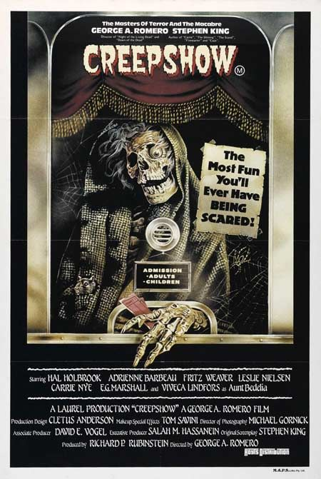 creepshow- Great movie