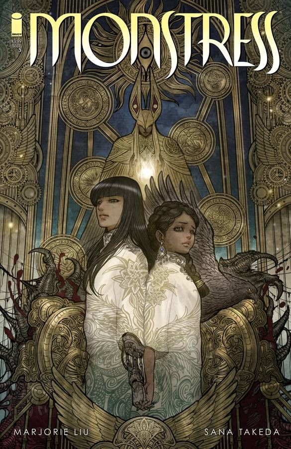 Monstress (2015) Issue #5