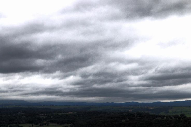 Cloudy day in Beautiful Bacchus Marsh Photo by MK Photography