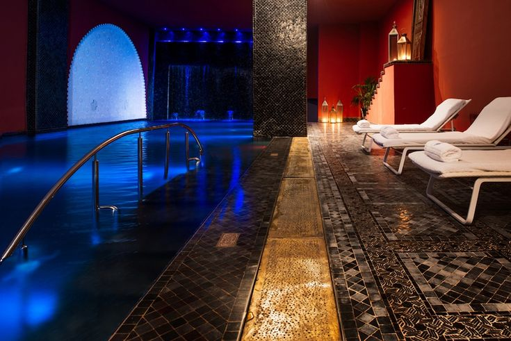 The Spa of the brand new Delano Marrakech.   Find all Morgans Hotels at preferential rates on www.suite-privee.com, the first private travel club for distinguished travellers.