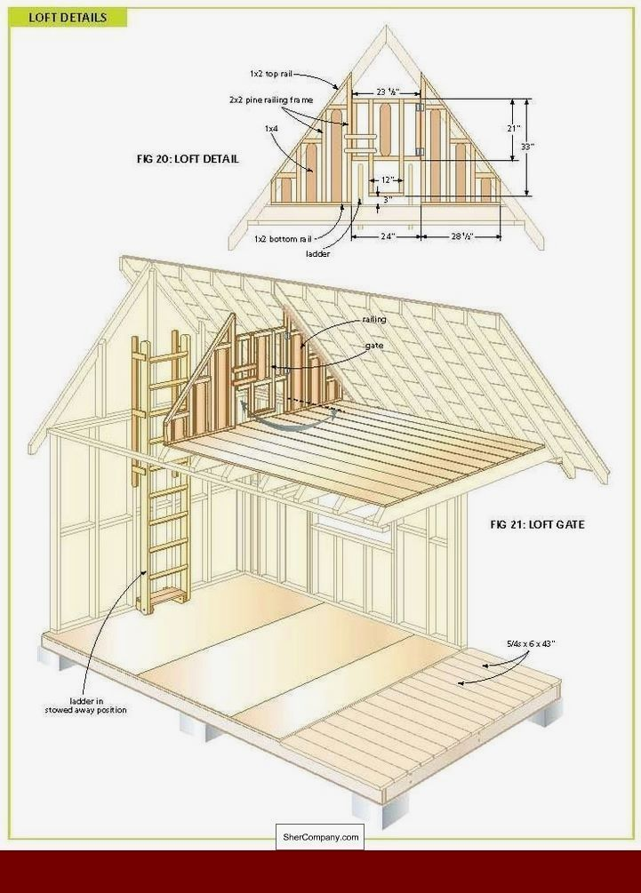 12x16 Cabin Pergola Plans 12x16 Pics Plans Roof Shed Slant Small 12x16 Slant Roof Shed Plans And Pics Shed House Plans Small Shed Plans Diy Shed Plans