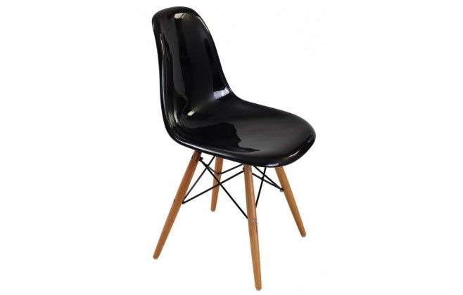 55 best inspiration chaises eames images on pinterest for Chaise scandinave dsw